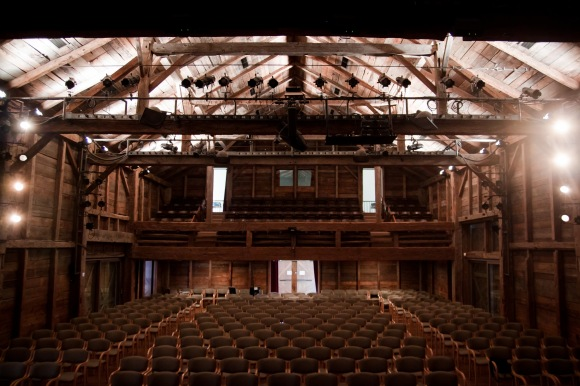 Barns from stage